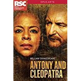 Antony And Cleopatra [Josette Simon; Antony Byrne; David Burnett; James Corrigan; Ben Allen; Andrew Woodall] [Opus Arte: OA1165D] [DVD]